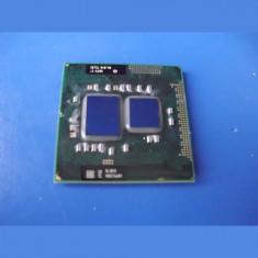 Procesor laptop second hand Intel Core i5-520M SLBU3 2.4GHz - 2.93GHz Turbo