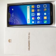 Huawei P20 lite 64GB negru dual sim, Neblocat