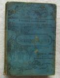 Carte veche maghiara.Konrad von Bolanden Sickingen Ferencz I-II.1887
