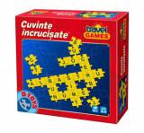 Cumpara ieftin Joc Travel - Cuvinte incrucisate cu piese de puzzle