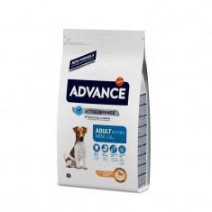 Cumpara ieftin Hrana uscata pentru caini, Advance Mini Adult, sac 7.5 Kg