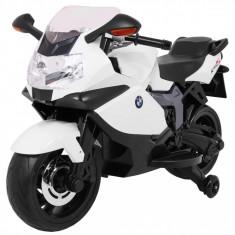 Motocicleta electrica BMW K1300S, alb