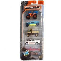 Set masinute metalice si vehicule de munte Matchbox
