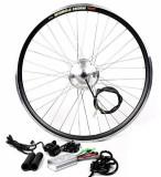 Kit conversie bicicleta electrica 36v 350w (roata fata 26 inch) (FARA BATERIE)