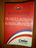 Dicționar francez - român, român - francez, Corint