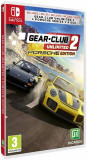 Gear Club Unlimited 2: Porsche Edition - Nintendo Switch