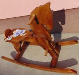 Calut Balansoar copii din lemn, Altele