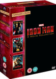 Filme Marvel Iron Man DVD BoxSet Complete Collection, Engleza, independent productions