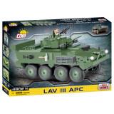 Cumpara ieftin Set de construit Cobi, Small Army, Tanc LAV.III APC (480 pcs)