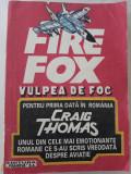VULPEA DE FOC - CRAIG THOMAS