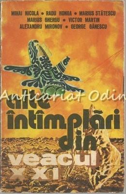 Alte Intamplari Din Veacul XXI - Mihai Nicola - Tiraj: 8590 Exemplare foto