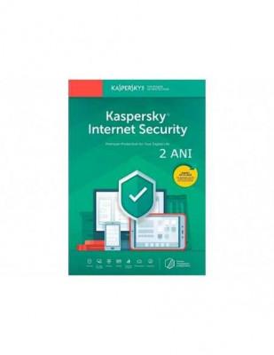 Kaspersky Internet Security, 2 ani, licenta electronica foto