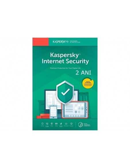 Kaspersky Internet Security, 2 ani, licenta electronica