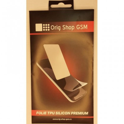 Folie Protectie Ecran Huawei Mate XS, Silicon TPU, Hydrogel, Transparent, Orig-Shop, Blister foto