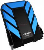 HDD Extern A-DATA DashDrive Durable HD710, 500GB, USB 3.0 (Albastru)