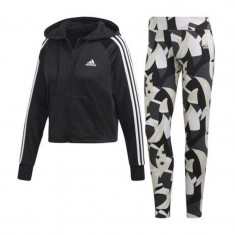 Trening Adidas Hoody & Tights - DV2418