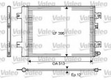 Condensator / Radiator aer conditionat DACIA LOGAN (LS) (2004 - 2016) VALEO 814077