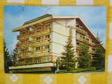 Predeal - hotel Predeal - vedere circulata 1976