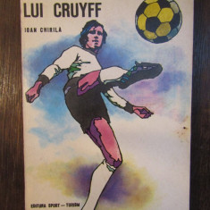 INVINGATORUL LUI CRUYFF-IOAN CHIRILA