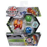 Set figurine Bakugan S2 Start - Dragonoid Howlkor si Hydorous Ultra