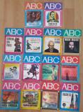 lot 14 carticele ABC