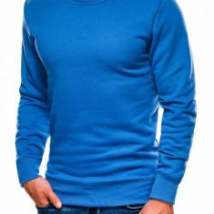 Bluza barbati B978 - albastru