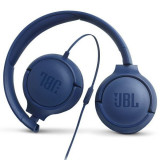 Cumpara ieftin Casti Audio JBL Tune 500 Jack 3.5mm Albastru