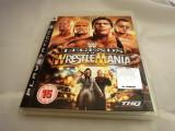 Legends of Wrestlemania, Ps3, original, alte sute de titluri