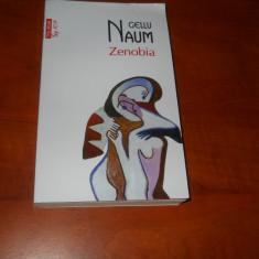 ZENOBIA -GELLU NAUM,POLIROM,2014