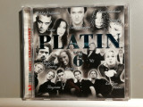PLATIN 6 - Selectii - 2 CD Set (1999/EMI/Germany) - CD ORIGINAL/stare : F.Buna