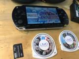 CONSOLA SONY PSP-1004 + ACCESORII + CARD SONY + JOCURI PES 2010 ETC ETC