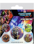 Insigna - Guardians of the Galaxy Vol.2 | Pyramid International