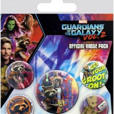 Insigna - Guardians of the Galaxy Vol.2 | Pyramid International