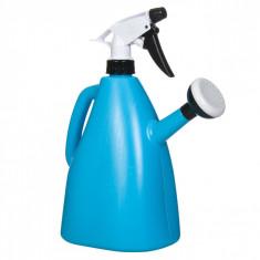 Sprayer cu stropitoare albastru turcoaz 1.5 litri