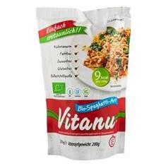 Paste Fainoase Spaghetti din Faina de Konjac Bio 270gr Vitanu Cod: VITS200983