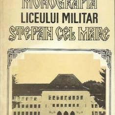 AS - PROF. BEJINARU MIHAI - MONOGRAFIA LICEULUI STEFAN CEL MARE
