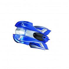 Masina de jucarie cu telecomanda Wall Climber, merge pe pereti, albastru