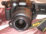 Aparat foto Nikon d5100, aproape nou,nefolosit
