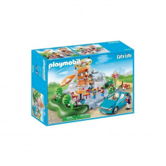 Playmobil City Life - Atelierul de inghetata