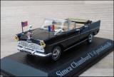 Macheta Simca Chambord V-8 AB-P (1961) 1:43 Norev