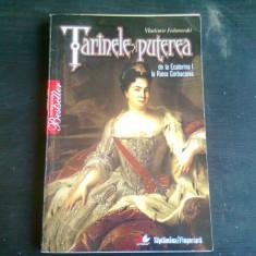 TARINELE SI PUTEREA-DE LA ECATERINA I LA RAISA GORBACIOVA- VLADIMIR FEDOROVSCHI