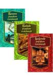 Pachet 3 carti: basme, balade, legende populare romanesti