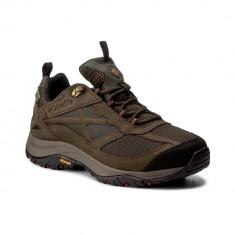 Pantofi Bărbați Drumetie Piele impermeabili Columbia Terrebonne Outdry OutDry Vibram, 41, Maro