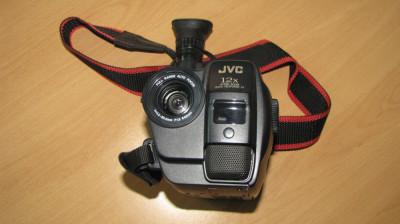 colectie de camere de filmat foto
