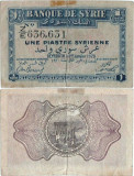 1920 ( 1 I ) , 1 piastre ( P-6a ) - Siria