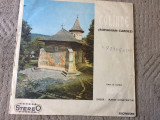 Colinde romanian carols corul de camera madrigal disc VINYL lp muzica sarbatori, VINIL
