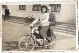 C837 Motocicleta si bicicleta Romania comunista