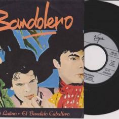 """Bandolero - Paris Latino (1983, Virgin) Disc vinil single 7"""""""