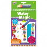 Water Magic: Carte de colorat ABC, Galt