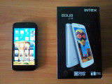 Telefon Intex Aqua i14 nou, Negru, <1GB, Neblocat